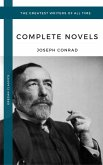 Conrad, Joseph: The Complete Novels (Oregan Classics) (The Greatest Writers of All Time) (eBook, ePUB)