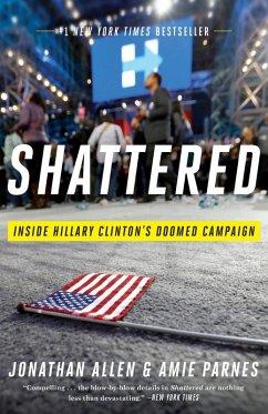 Shattered (eBook, ePUB) - Parnes, Amie; Allen, Jonathan