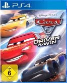 Cars 3 - Driven to Win (PlayStation 4)