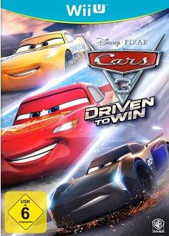 Cars 3 - Driven to Win (Wii U)