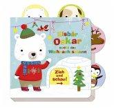 Eisbär Oskar sucht den Weihnachtsmann