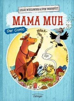 Mama Muh. Der Comic - Wieslander, Jujja