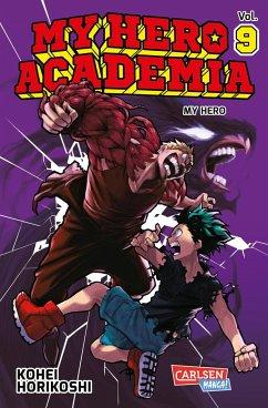 My Hero Academia Bd.9 - Horikoshi, Kohei