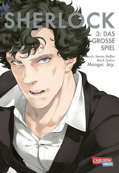 Buch-Reihe Sherlock