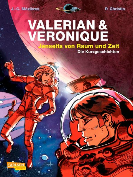 Buch-Reihe Valerian & Veronique Gesamtausgabe