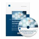 Nachhaltigkeitsmanagement, m. CD-ROM