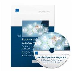 Nachhaltigkeitsmanagement, m. CD-ROM - Teichert, Volker