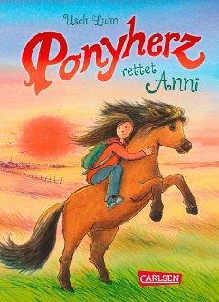 Ponyherz rettet Anni / Ponyherz Bd.10 - Luhn, Usch