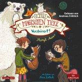 Versteinert! / Die Schule der magischen Tiere Bd.9 (2 Audio-CDs)