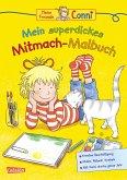 Mein superdickes Mitmach-Malbuch / Conni Gelbe Reihe Bd.33