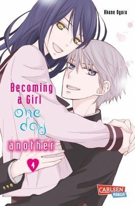 Buch-Reihe Becoming a Girl One Day - Another