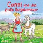 Conni und das große Bergabenteuer / Conni Erzählbände Bd.30 (1 Audio-CD)