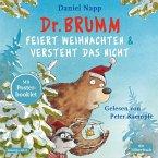 Dr. Brumm feiert Weihnachten / Dr. Brumm versteht das nicht, 1 Audio-CD