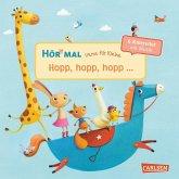 Verse für Kleine: Hopp, hopp, hopp ... / Hör mal Bd.28