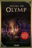 Das Zeichen der Athene / Helden des Olymp Bd.3