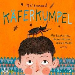 Käferkumpel / Käferabenteuer Bd.1 (1 Audio-CD) - Leonard, M. G.
