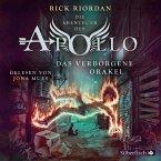Das verborgene Orakel / Die Abenteuer des Apollo Bd.1