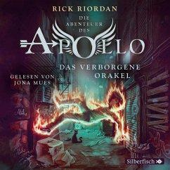 Das verborgene Orakel / Die Abenteuer des Apollo Bd.1 - Riordan, Rick