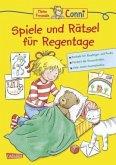 Spiele und Rätsel für Regentage / Conni Gelbe Reihe Bd.32