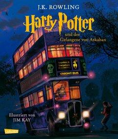 Harry Potter und der Gefangene von Askaban / Harry Potter Schmuckausgabe Bd.3 - Rowling, J. K.