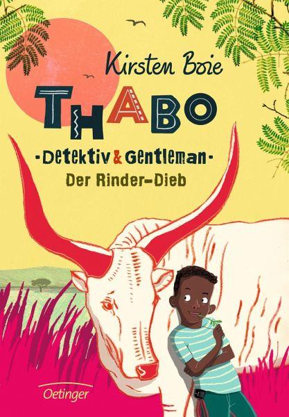 Buch-Reihe Thabo - Detektiv & Gentleman