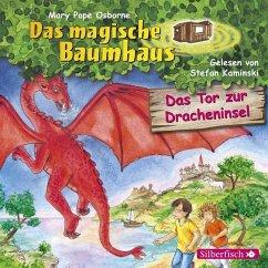 Das Tor zur Dracheninsel / Das magische Baumhaus Bd.53 (1 Audio-CD) - Pope Osborne, Mary