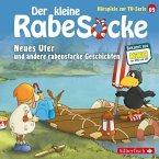 Der kleine Rabe Socke - Neues Ufer und andere rabenstarke Geschichten, 1 Audio-CD