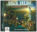 Hui Buh, Das Schlossgespenst, neue Welt, 1 Audio-CD