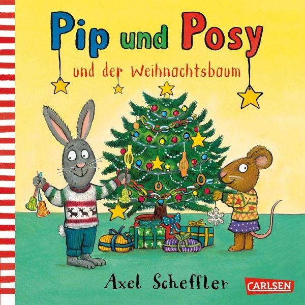 Buch-Reihe Pip und Posy von Axel Scheffler