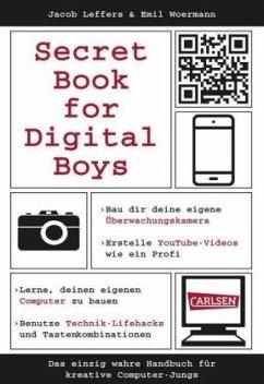 Secret Book for Digital Boys