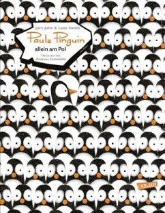 Paule Pinguin allein am Pol - John, Jory