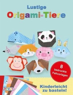 Tolle Origami-Tiere