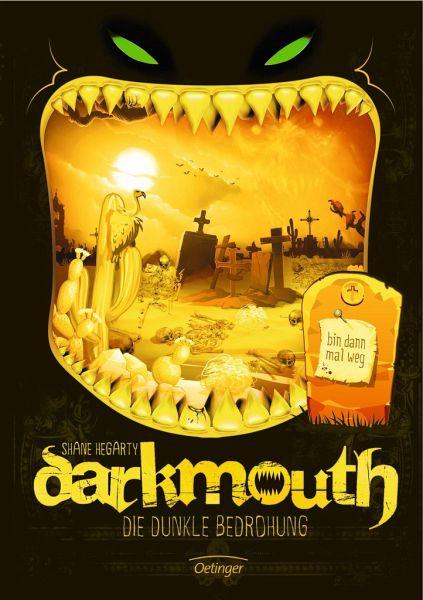 Buch-Reihe Darkmouth von Shane Hegarty