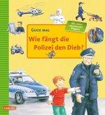 Wie fängt die Polizei den Dieb? / Guck mal Bd.2