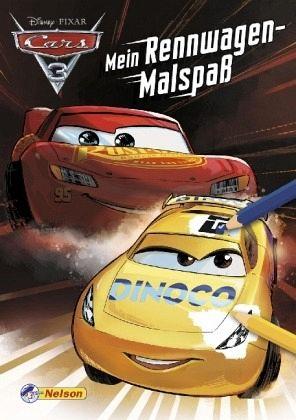 Disney Cars 3 Mein Rennwagen Malspass