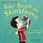 Keine Angst vor Stinktieren / Bat und Thor Bd.1 (2 Audio-CDs)