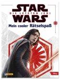 Star Wars: Die letzten Jedi - Mein cooler Rätselspaß