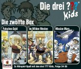 Die drei ??? Kids, 3er Box, 3 Audio-CDs