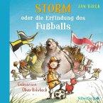 Storm oder die Erfindung des Fußballs Bd.1 (2 Audio-CDs)