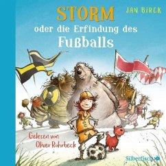 Storm oder die Erfindung des Fußballs Bd.1 (2 Audio-CDs) - Birck, Jan