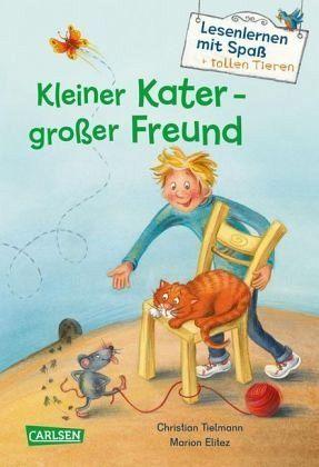 Buch-Reihe Lesenlernen mit Spaß + tollen Tieren