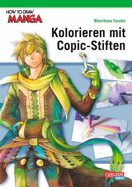 Buch-Reihe How to draw Manga