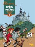 Lustige Abenteuer / Spirou & Fantasio Gesamtausgabe Bd.8