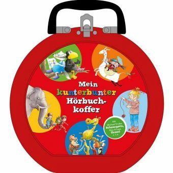 Mein kunterbunter Hörbuchkoffer, 5 Audio-CDs - Ende, Michael; Schneider, Liane; Ludwig, Sabine