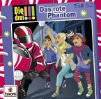 Das rote Phantom / Die drei Ausrufezeichen Bd.52