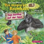 Den Gorillas auf der Spur / Das magische Baumhaus Bd.24 (1 Audio-CD)