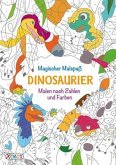 Magischer Malspaß: Dinosaurier