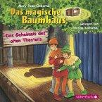 Das Geheimnis des alten Theaters / Das magische Baumhaus Bd.23 (1 Audio-CD)