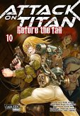 Attack on Titan - Before the Fall Bd.10