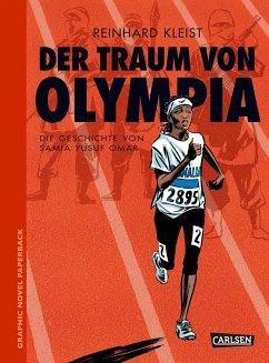 Der Traum von Olympia / Graphic Novel Paperback Bd.13 - Kleist, Reinhard